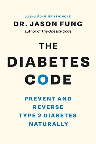 The Diabetes Code Prevent and Reverse Type 2 Diabetes Naturally The Wellness Code Book Two product image