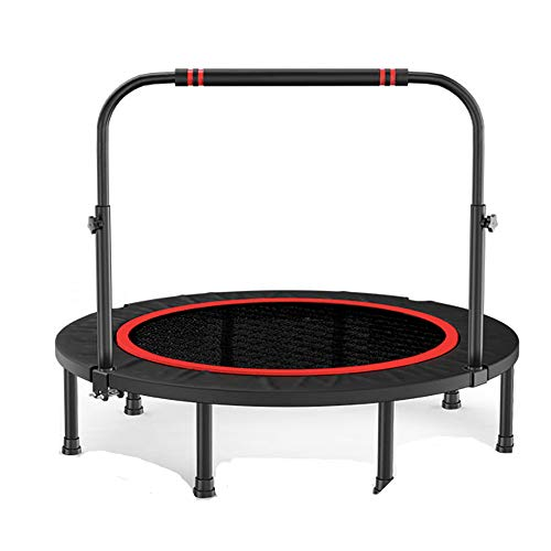 FU LIAN Children Indoor Bouncing Bed, Adult Sports Weight Loss Jumping Bed, Newly Upgraded Silent Can Bear 350Kg Easy Carry, for Waist, Arm, Leg Hip Training