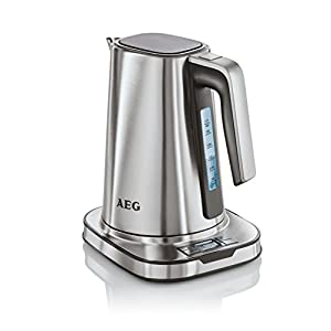 AEG Stainless Steel Kettle, 2400w