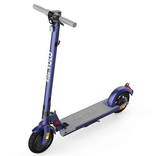 E-Scooter XR-Elite, Elektroroller 300W bürstenloser Motor 25km/h, Faltbarer Elektro Roller mit 8,5 Zoll Luftreifen|7,8 Ah Li-Ion Akku|bis zu 30km Reichweite Electric Scooter für Erwachsene/Jugendliche