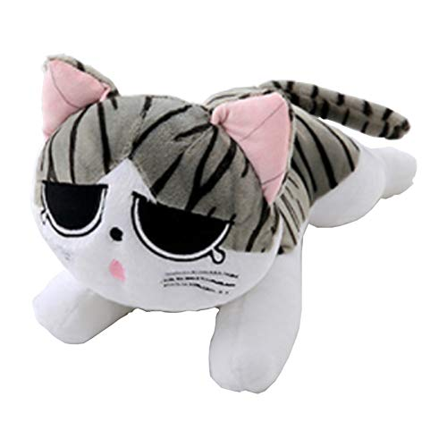 Love Anime Cute Chi's Sweet Home Cat Plush Stuffed Toy Doll Multiple Styles (Sad, S(11.8Inch/30cm))