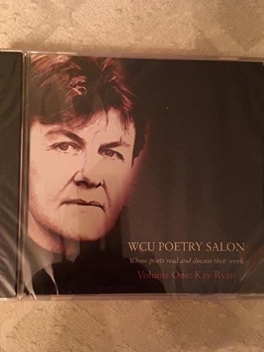 WCU POERTRY SALON- where poets read and discuss their work- vol. 1- kay ryan