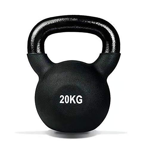 FANG Kettlebell 2kg/4kg/6kg/8kg/10kg/12kg/14kg/18kg/20kg Palestra A Casa Attrezzatura per Allenamento Forza Fitness Pilates Allenamento con I Pesi