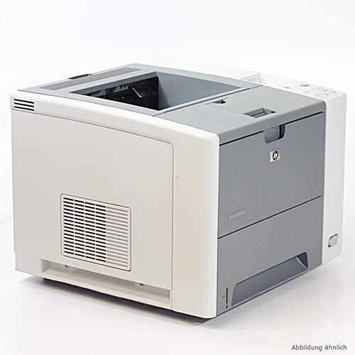 HP Drucker Laserjet P3005DN Laserdrucker mit Duplex Netzwerk gebraucht, Seitenzahl:unter 50.000 Seiten gedruckt