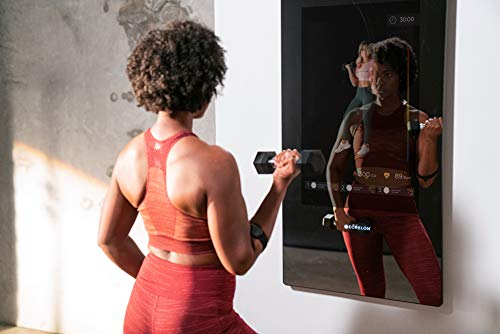 Product Image 4: Echelon Reflect 50in Touch Smart Connect Fitness Mirror , Black