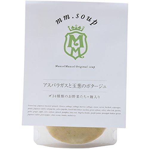 マーゼル マーゼル アスパラガスと玉葱のポタージュ 180ml