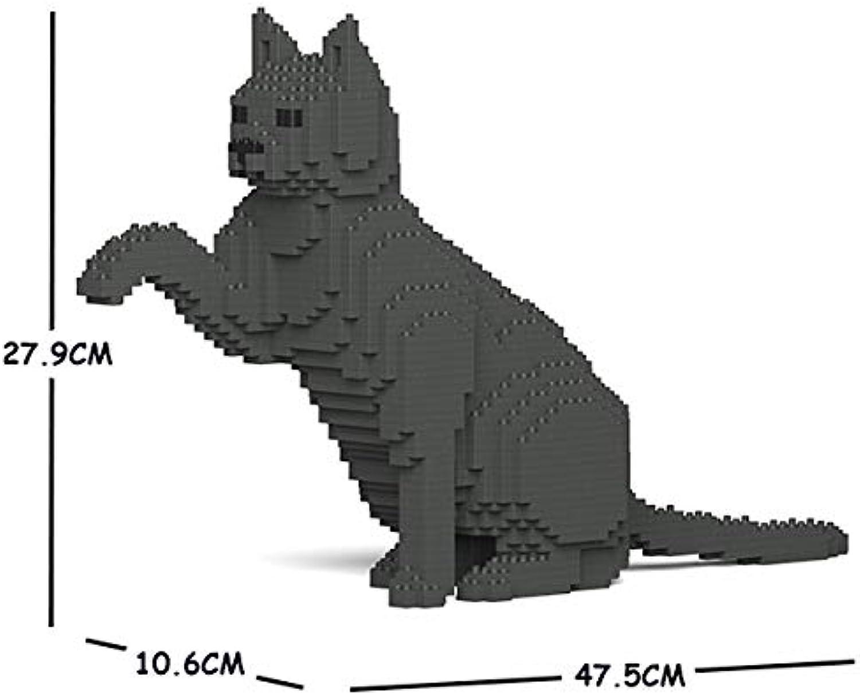 de moda JECKA Animal Building Blocks for Kidults Kidults Kidults Cat 08S-M03  marca de lujo