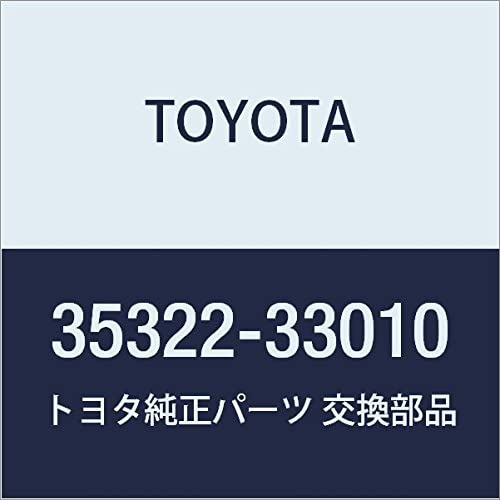 Genuine Toyota Parts - Finally popular brand Gear Oil Pump Fr Ranking TOP11 Dr 35322-33010