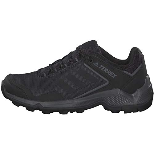 adidas Terrex Entry Hiker, Zapatillas de Marcha Nórdica para Hombre, Negro (Carbon/Core Black/Grey Five Carbon/Core Black/Grey Five), 42 2/3 EU