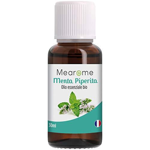 Olio Essenziale di Menta Piperita • 100% Puro, Naturale e Vegano •...