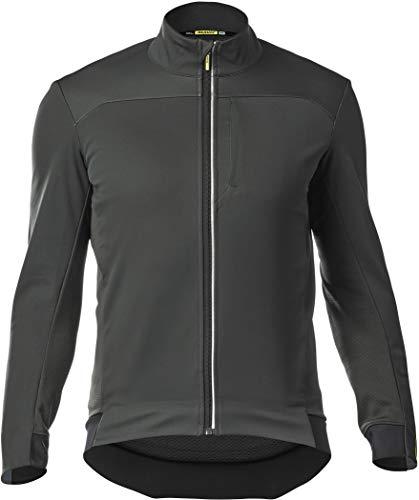 MAVIC Essential Fahrrad Softshell Jacke schwarz 2020: Größe: S (44/46)