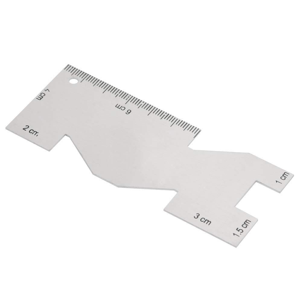 Metal Sewing Ruler Measuring Fixed price for sale Very popular! Too
