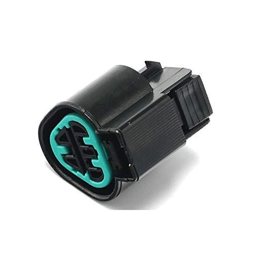 MOUNTAIN MEN Accesorios de sensores 5 x 3 Pin Impermeable Cable arnés de cableado del Faro del Conector enchufable for PB625-03027 by