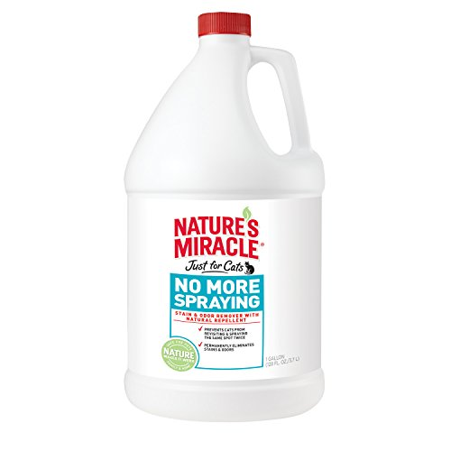 Nature's Miracle NM-5436 No More Spraying, Stain And Odor Remover, Repellent,1...