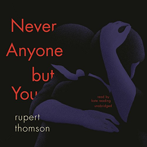 Never Anyone but You audiobook cover art