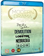 Modern Drama Collection 5-Disc Set ( By the Sea / Demolition / The Lobster / Nebraska / Room ) (Blu-Ray)