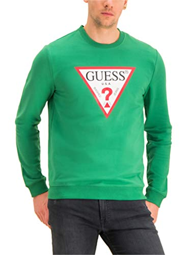 Guess Audley CN - Forro polar Verde M