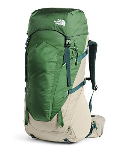The North Face Terra 55 Rucksack, Unisex, Twill beige/sullivan green, S/M-55L