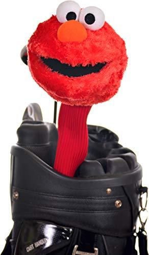 Living Puppets Elmo Golfschlägerhaube, Einheitsgröße