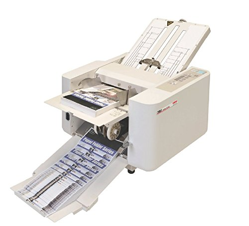 New MBM FO0608 MANUAL TABLETOP PAPER FOLDER