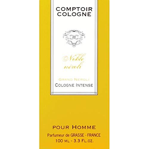 Comptoir Cologne - Eau De Cologne Pour Homme - Noble Neroli - 100Ml - Lot De 2 - Livraison Rapide En France - Prix Par Lot