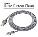 JUKU Apple MFi Certified Charge & Sync XL Universal Cable -