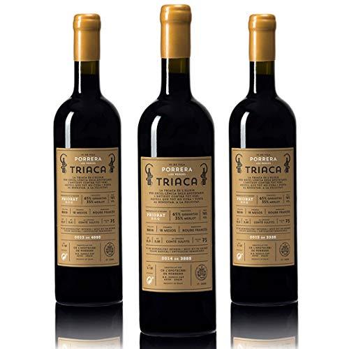 Cata Vertical | Vino Tinto Triaca Priorat 2013, 2014 y 2015 | Ca l'Apotecari de Porrera