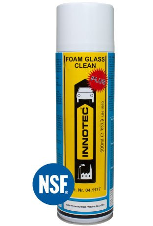 Innotec Glass Clean Reinigungsmittel 500 ml für Fensterscheiben usw.
