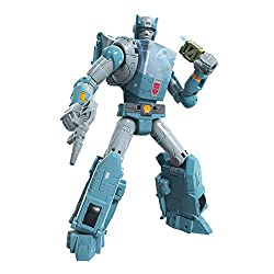STUDIO SERIES DELUXE CLASS: Deluxe Class figures are 4.5-inch collectible action figures inspired by iconic movie scenes and designed with specs and details to reflect the Transformers movie universe, now including The Transformers: The Movie! 4.5-IN...