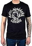 Photo de Anti Nowhere League Logo T-Shirt homme - Noir - L