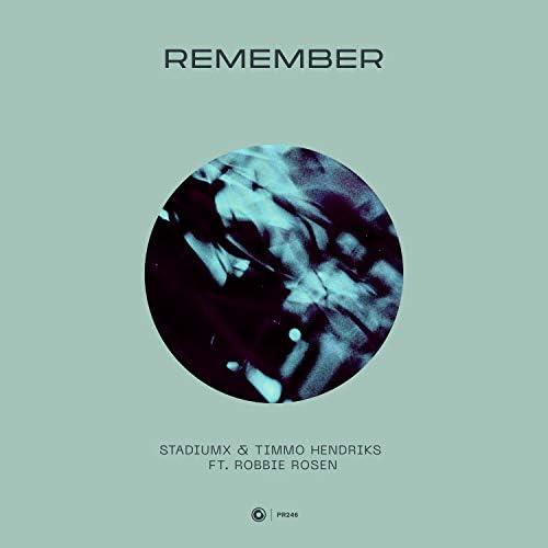 Stadiumx & Timmo Hendriks feat. Robbie Rosen