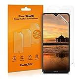 kwmobile 3X Schutzfolie kompatibel mit Nokia 5.3 - Folie klar - Bildschirmschutzfolie Bildschirmschutz transparent Bildschirmfolie