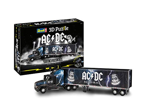 Revell 00172 AC/DC Back In Black Tour Truck 3D Puzzle