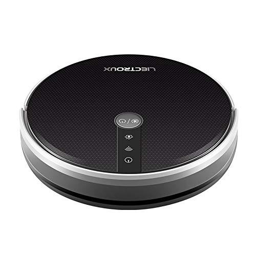 Aspirador de pó e mop inteligente Liectroux C30B Wifi com aspiração a seco e molhado