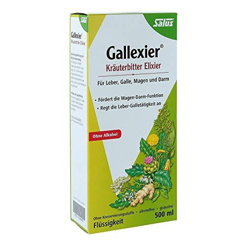 GALLEXIER Kräuterbitter Elixier Salus Flü.z.E. 500 ml