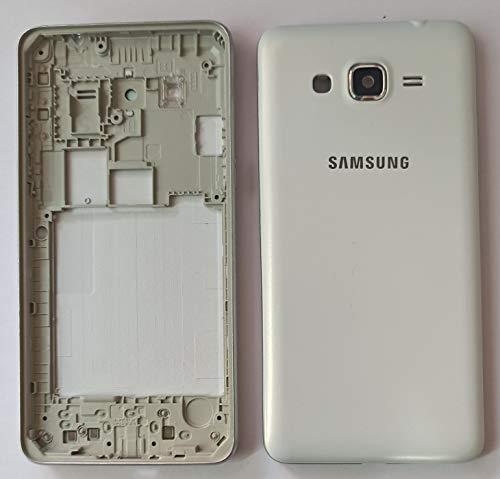 Backer The Brand Full Body Housing Panel for Samsung Galaxy Grand Prime G531 SM-G531 - White