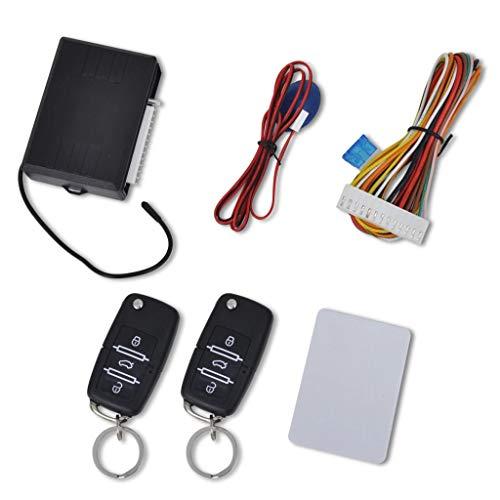 Auto Zentralverriegelung +2 Funkfernbedienungen Fahrzeuge & Teile Fahrzeugersatzteile & -zubehör Fahrzeugsicherheit Auto-Alarmanlagen & Schließsysteme Kfz-Türschlösser Türschlösser & Schließsysteme