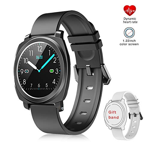EUMI IP67 economic smartwatch with heart rate monitor