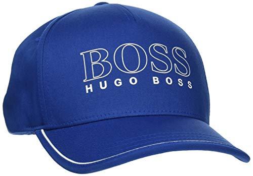 BOSS Cap-Basic-1 Gorra de béisbol, Azul (Bright Blue 434), Talla Única (Talla del Fabricante: Onesi) para Hombre