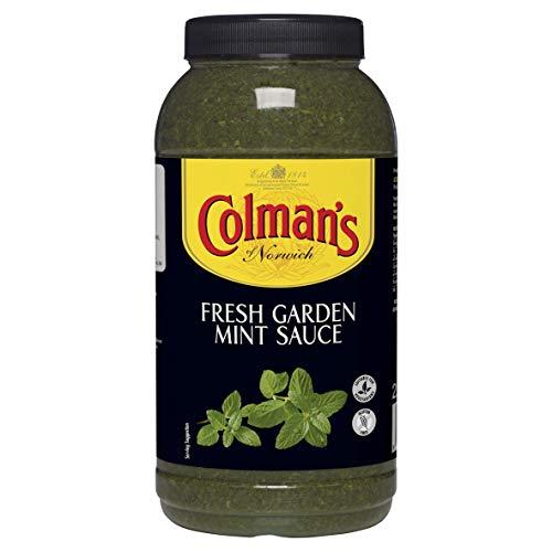 Garden Fresh Mint Sauce de Coleman - 2ltr