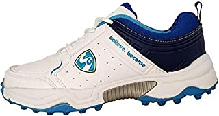 SG Challenger Cricket Shoes with Rubber Spikes for Men