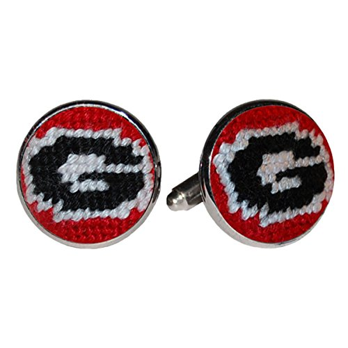 georgia bulldogs cufflinks - 4