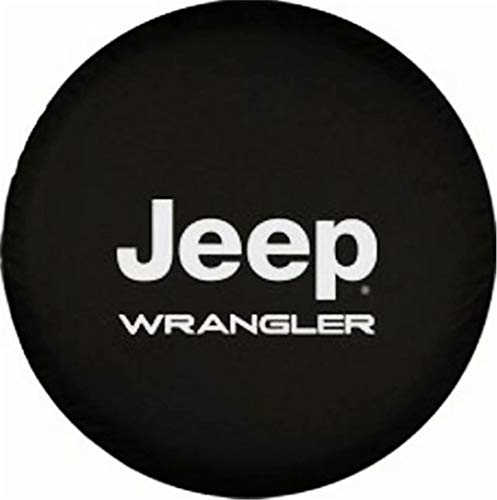 16' Car Styling Spare Wheel Tire Cover 16 Inch Suitable For Compatible Jeep Wrangler Spare Tire Cover Size 30'-31'