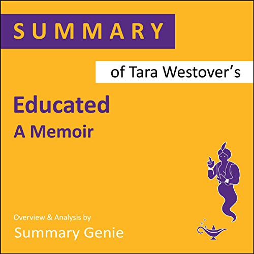 Summary of Tara Westover's Educated audiobook cover art