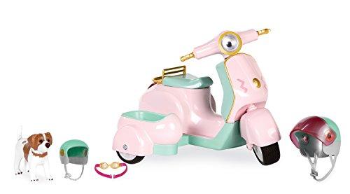 LORI LO37034Z - Scooter para muñecas
