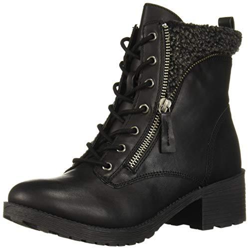 Rock & Candy Women's Sandye Backpacking Boot, Black, 7 Medium US