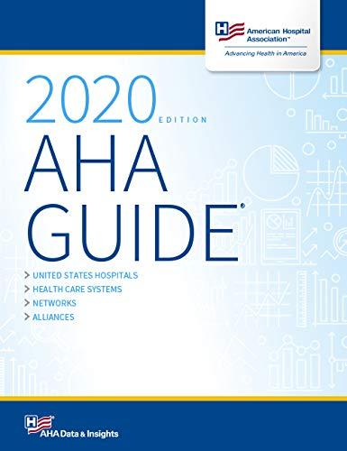 AHA Guide® 2020 edition