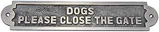 Best brass gate signs Reviews