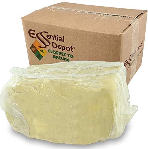 Shea Butter - Grade A - Unrefined - Organic - 5 kg (approx 11 lbs)