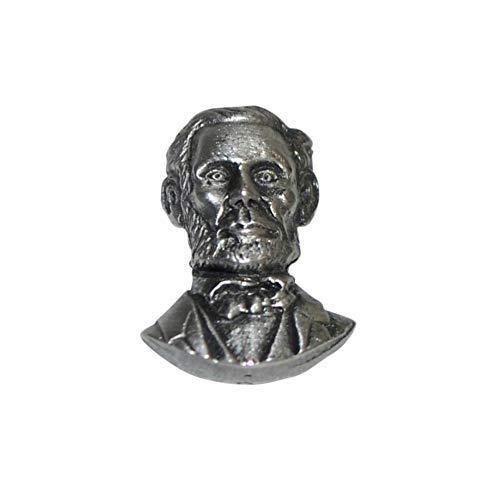 Minimum Mouse Abraham Lincoln Insignia Pin de Solapa de Estaño